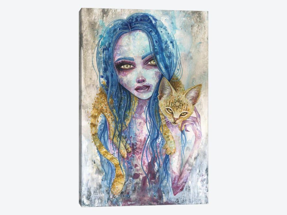 For Now We Live by Megan Majewski 1-piece Canvas Wall Art