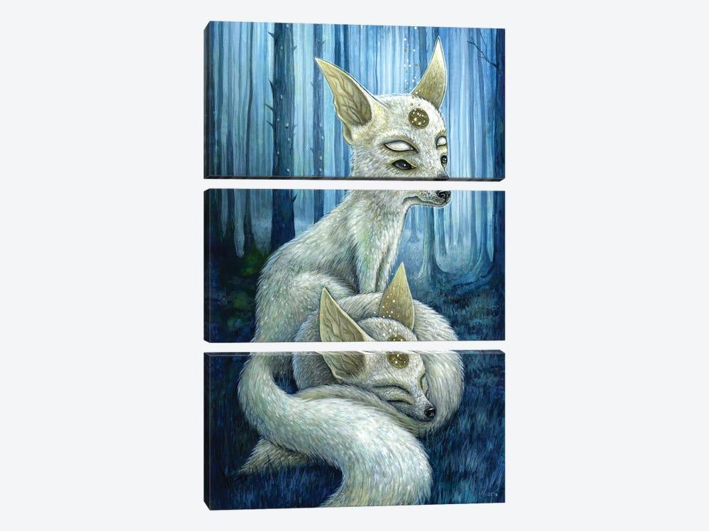 Freyr & Frigg by Megan Majewski 3-piece Art Print