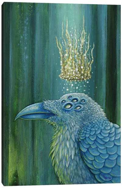 Hlin Canvas Art Print