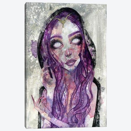 Absorb Their Poison Canvas Print #MAJ2} by Megan Majewski Canvas Art Print