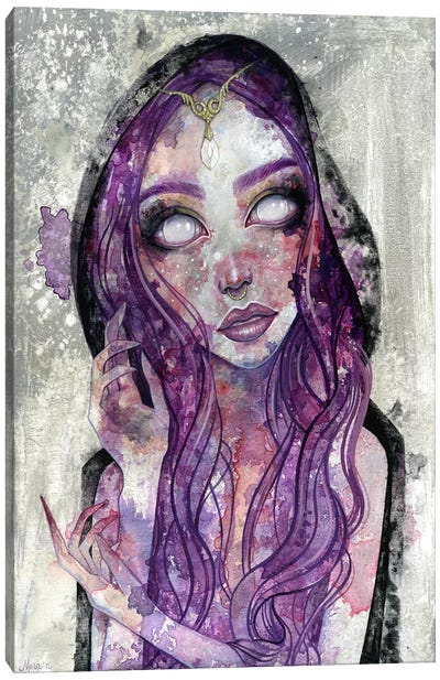 Absorb Their Poison Canvas Art Print