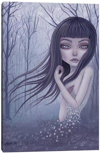 Into The Fog Canvas Art Print