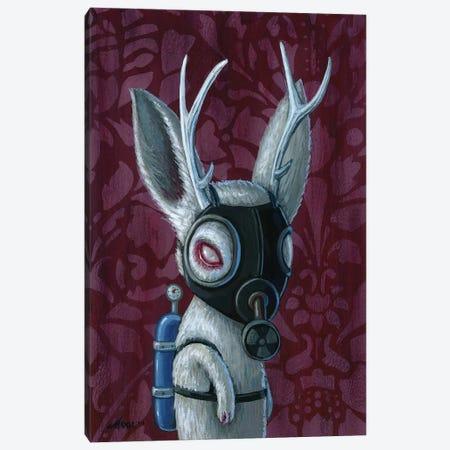 Jack Canvas Print #MAJ32} by Megan Majewski Canvas Artwork