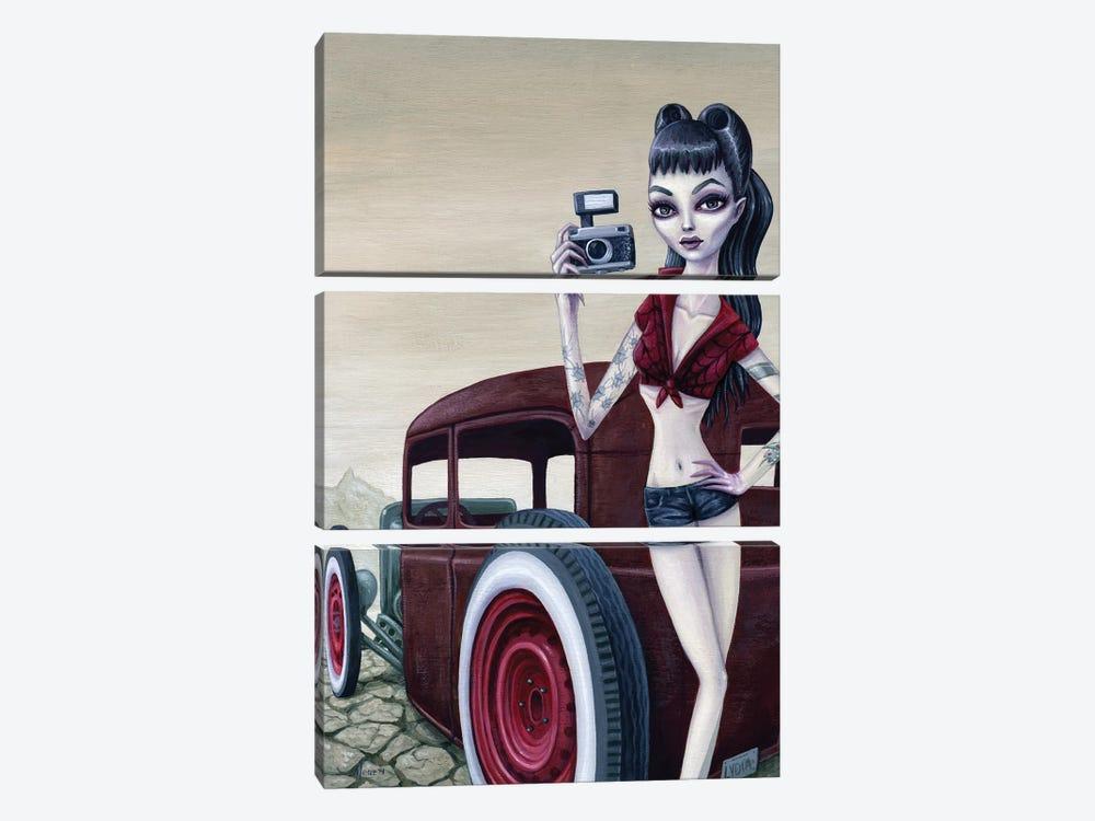 Lydia by Megan Majewski 3-piece Canvas Artwork