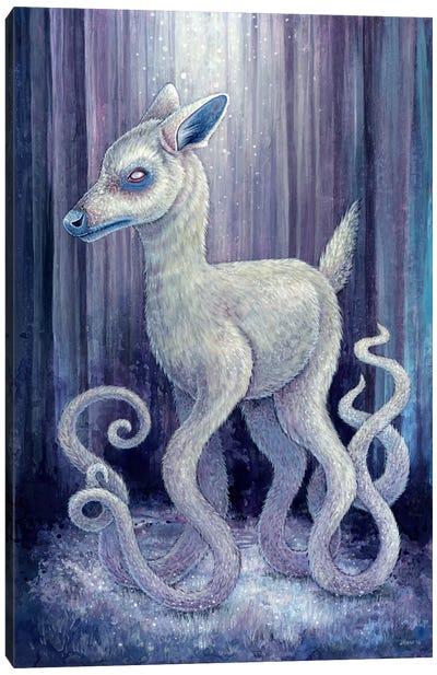 Aegir Canvas Art Print