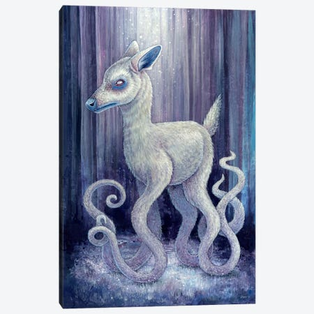 Aegir Canvas Print #MAJ3} by Megan Majewski Art Print