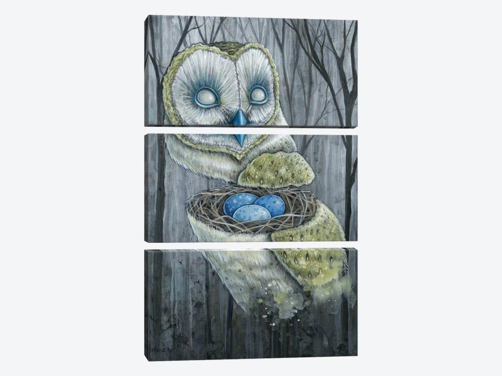 Nerthus by Megan Majewski 3-piece Art Print