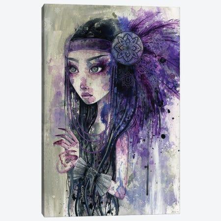 Old Sorrows Canvas Print #MAJ43} by Megan Majewski Art Print