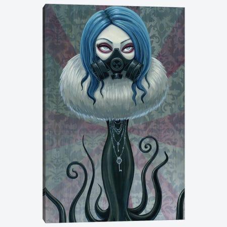 Ophelia Canvas Print #MAJ44} by Megan Majewski Canvas Art
