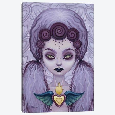 Rosa Canvas Print #MAJ49} by Megan Majewski Canvas Print
