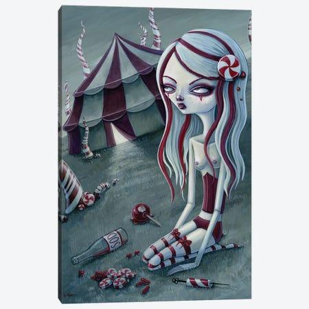 Sugar Addict Canvas Print #MAJ55} by Megan Majewski Canvas Art Print