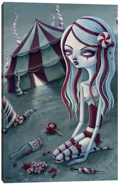 Sugar Addict Canvas Art Print
