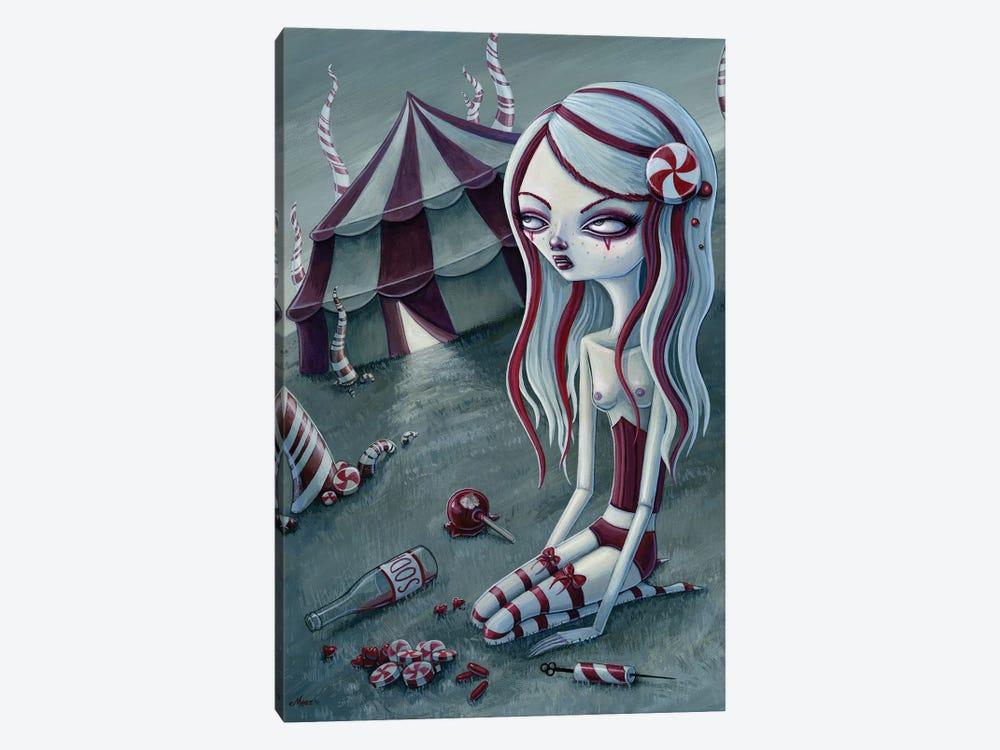 Sugar Addict by Megan Majewski 1-piece Art Print
