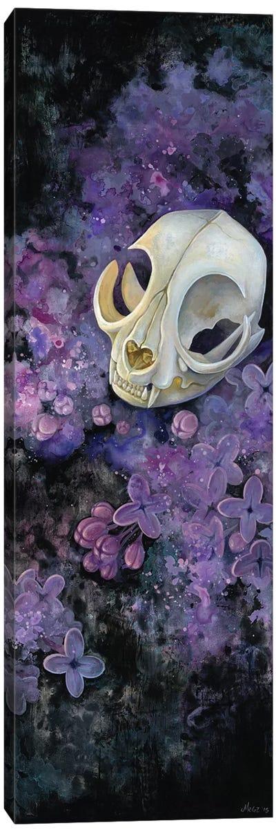 Sweet Perfume Of Sorrow Canvas Art Print