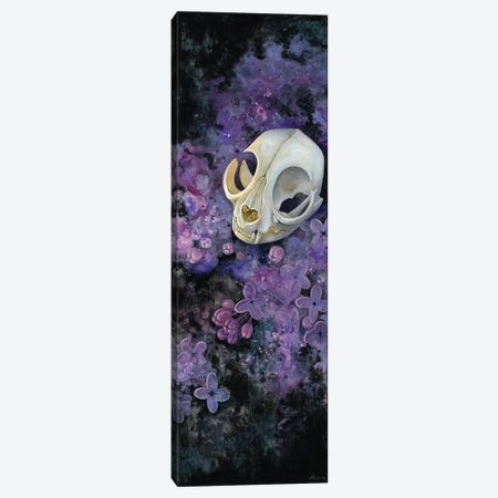 Sweet Perfume Of Sorrow Canvas Print #MAJ58} by Megan Majewski Canvas Artwork