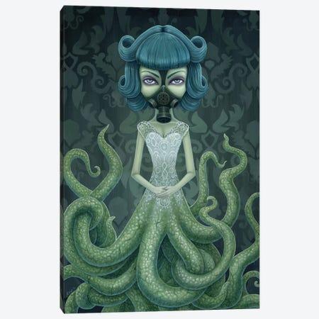 Octavia Canvas Print #MAJ68} by Megan Majewski Canvas Art Print
