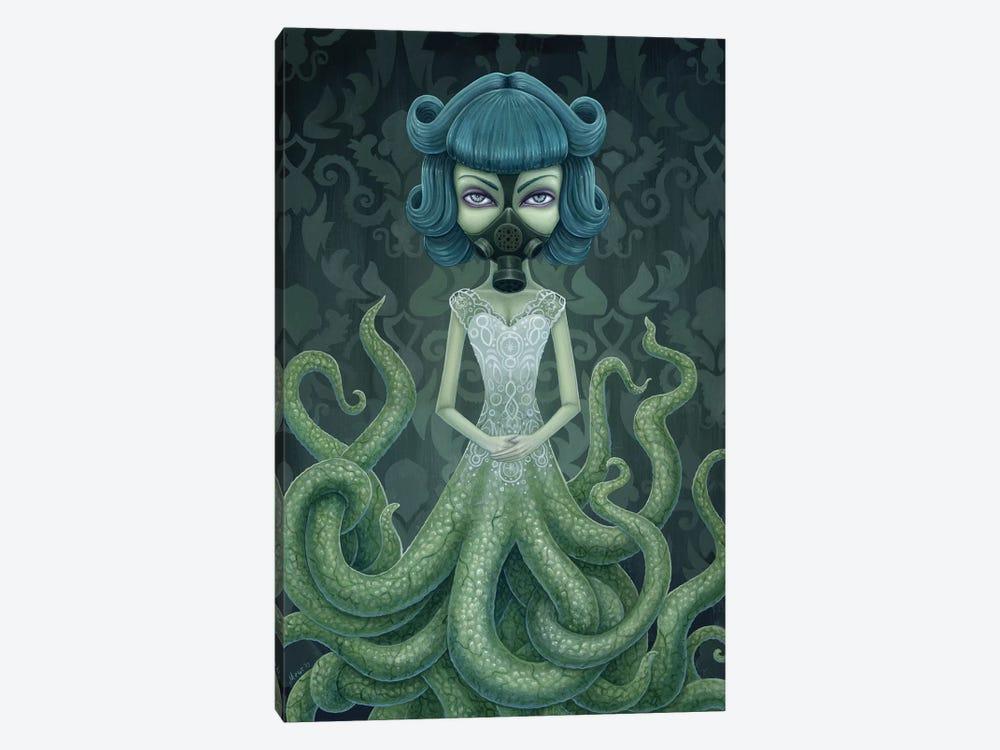 Octavia by Megan Majewski 1-piece Canvas Print