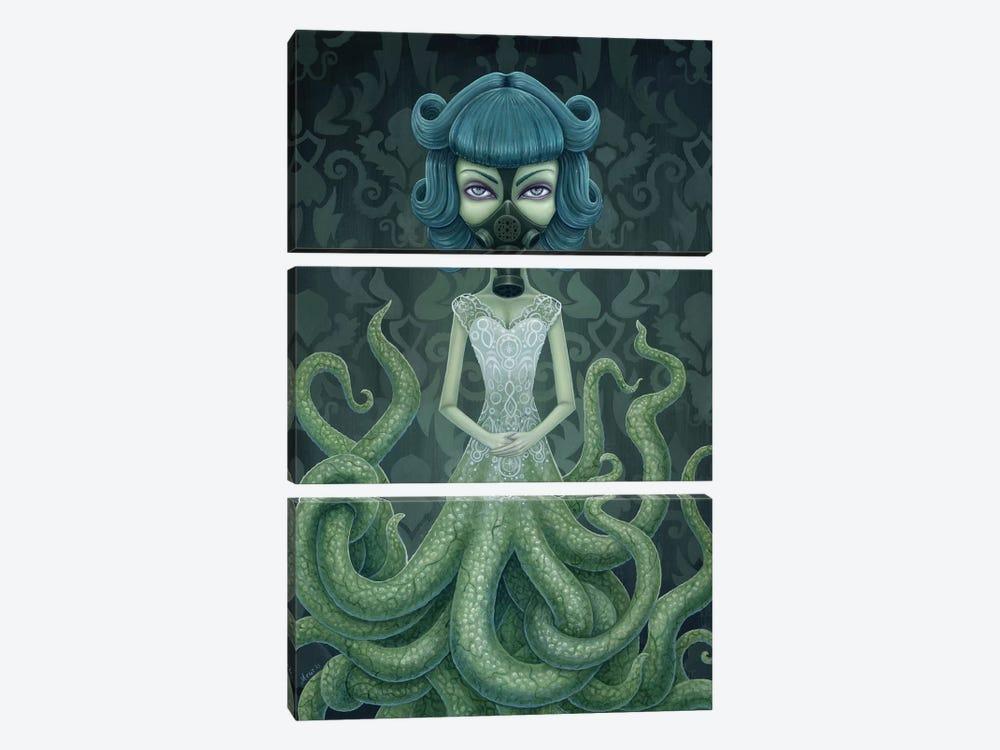 Octavia by Megan Majewski 3-piece Canvas Print