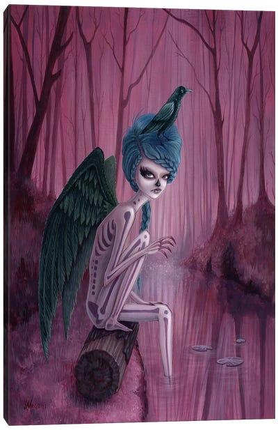 Antheia Canvas Art Print
