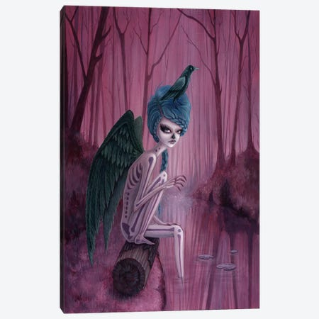 Antheia Canvas Print #MAJ6} by Megan Majewski Canvas Art