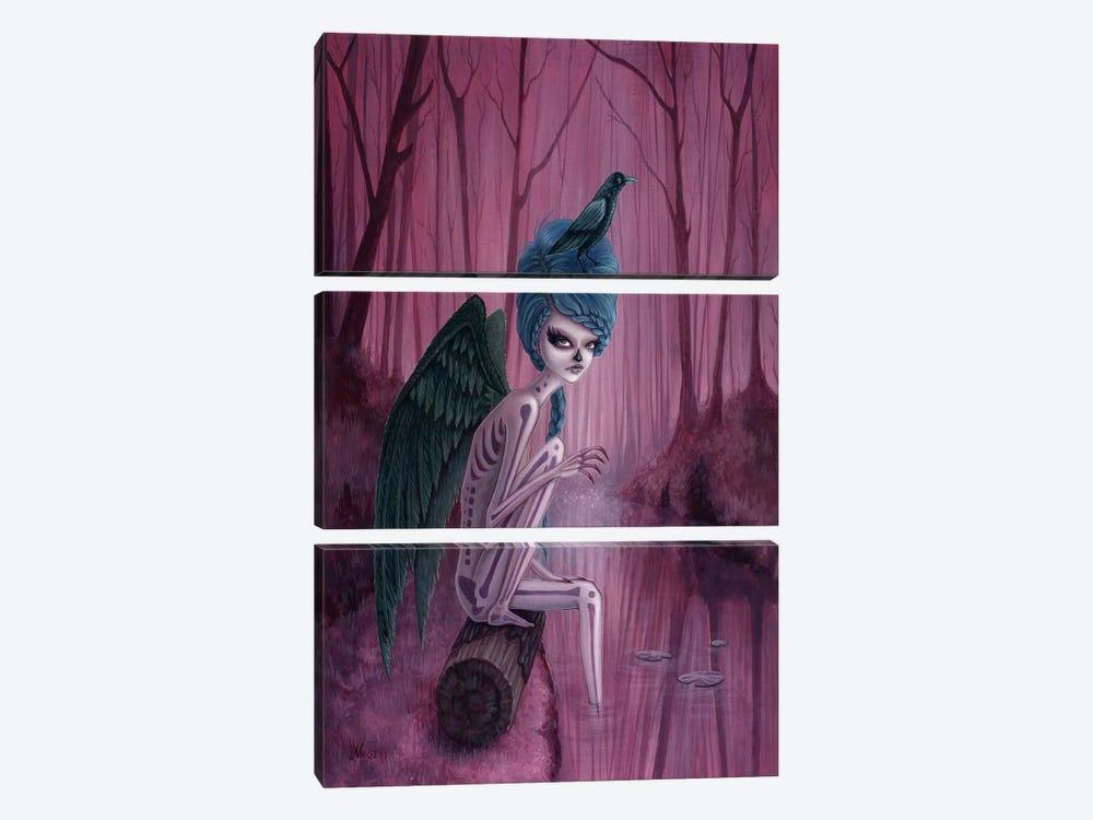 Antheia by Megan Majewski 3-piece Canvas Print