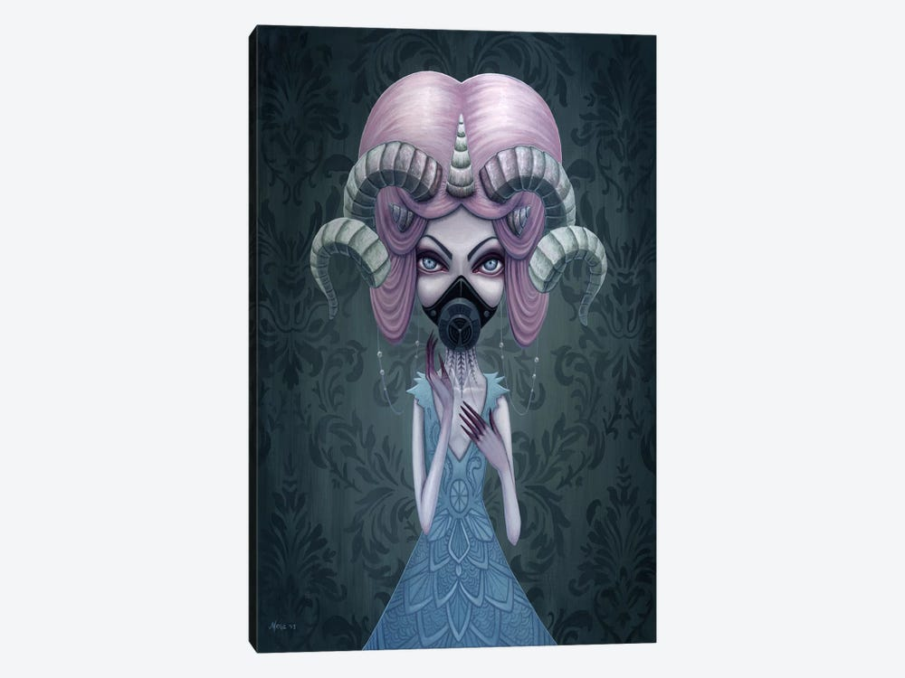 Aurora by Megan Majewski 1-piece Canvas Print