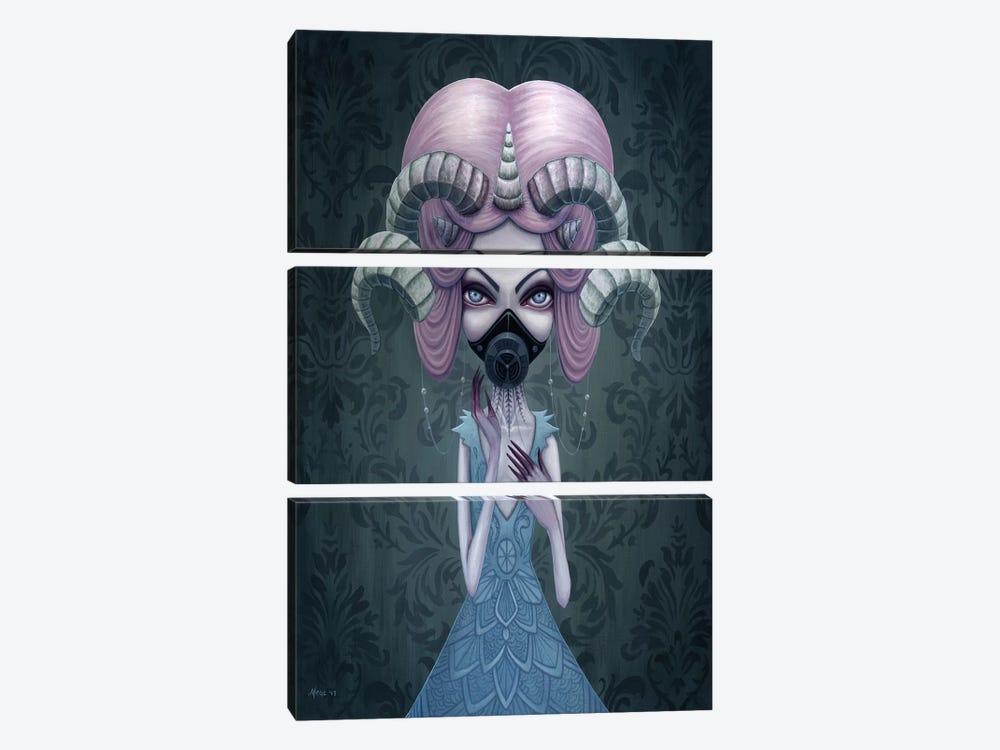 Aurora by Megan Majewski 3-piece Art Print