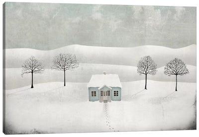 Winterland Canvas Art Print
