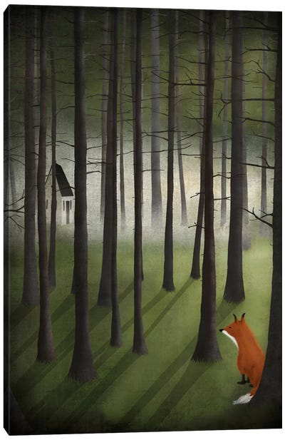 Glade Canvas Art Print