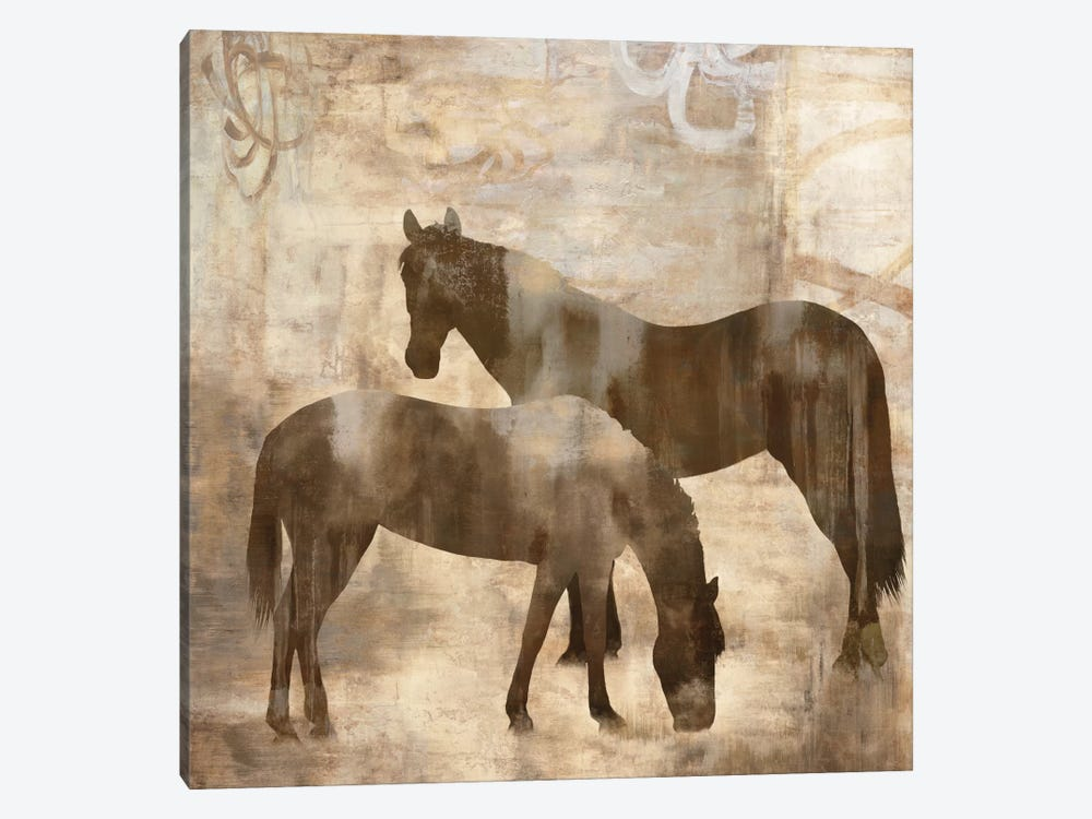 Equine I by Jason Mann 1-piece Canvas Art
