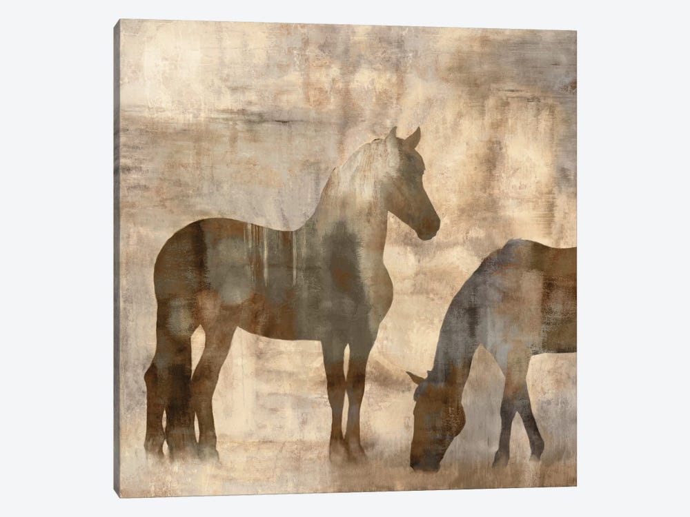 Equine II by Jason Mann 1-piece Art Print