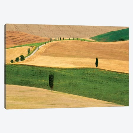 Tuscany Land Canvas Print #MAO108} by Marco Carmassi Canvas Art