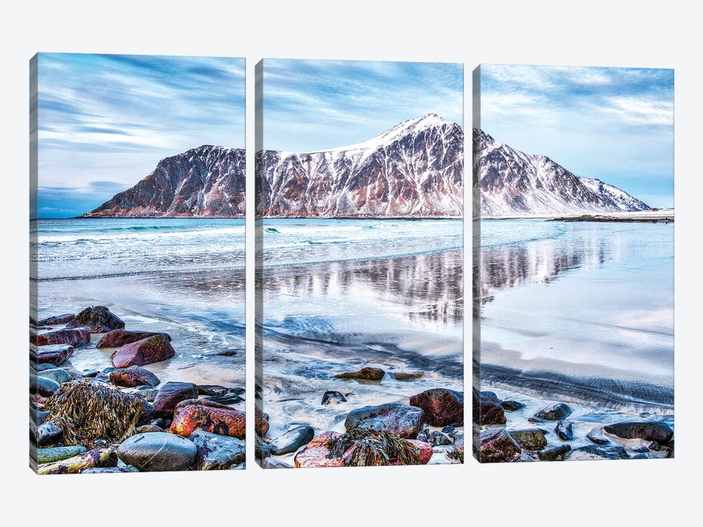A Day Of Peace by Marco Carmassi 3-piece Art Print
