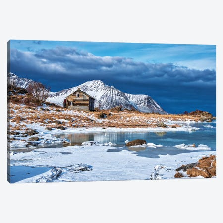 Arctic Place Canvas Print #MAO130} by Marco Carmassi Canvas Print