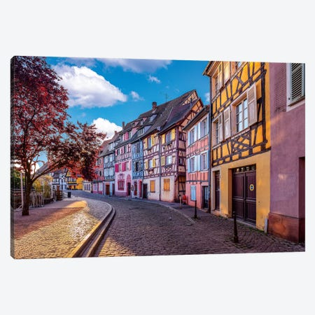 Colmar Canvas Print #MAO137} by Marco Carmassi Canvas Wall Art