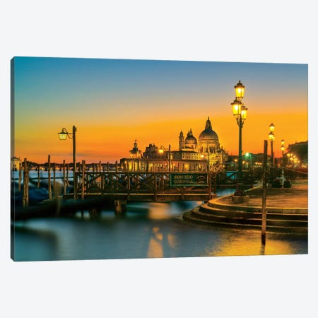 Dreaming Venice Canvas Print #MAO142} by Marco Carmassi Canvas Art