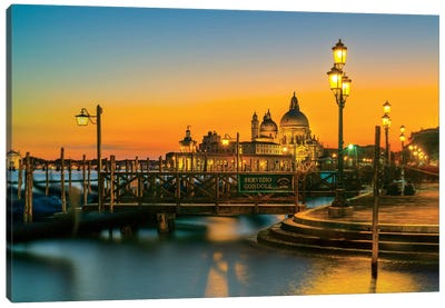 Dreaming Venice Canvas Art Print