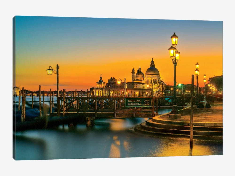 Dreaming Venice by Marco Carmassi 1-piece Canvas Art
