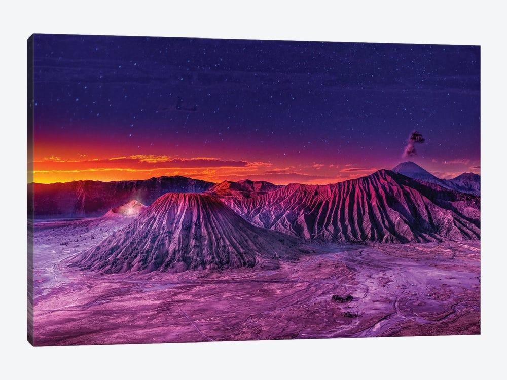 Mt Bromo by Marco Carmassi 1-piece Canvas Art