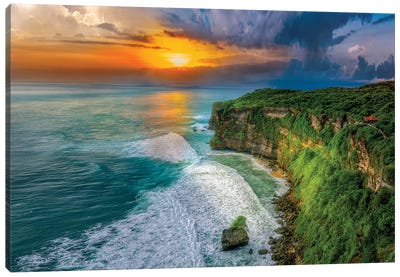 Uluwatu Bali Canvas Art Print