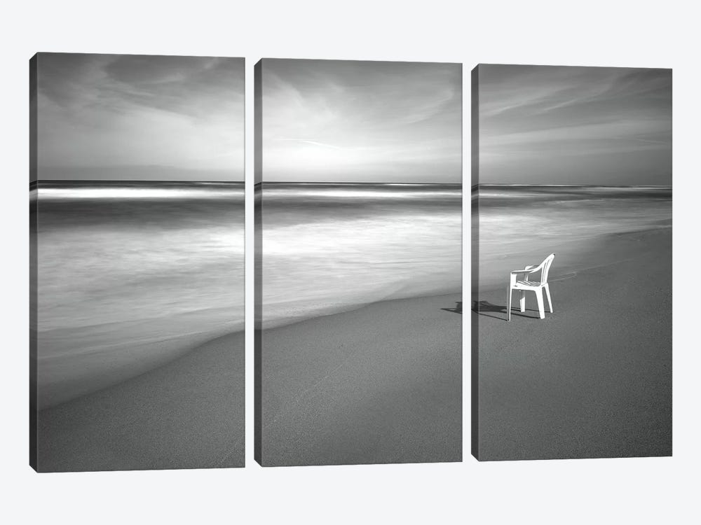Lost Horizon by Marco Carmassi 3-piece Canvas Print