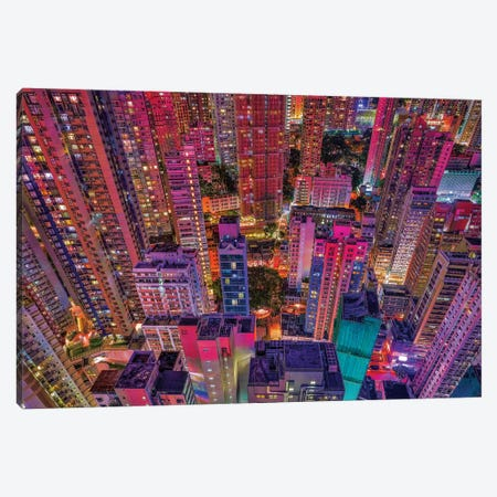 New Prospectives Canvas Print #MAO168} by Marco Carmassi Canvas Art