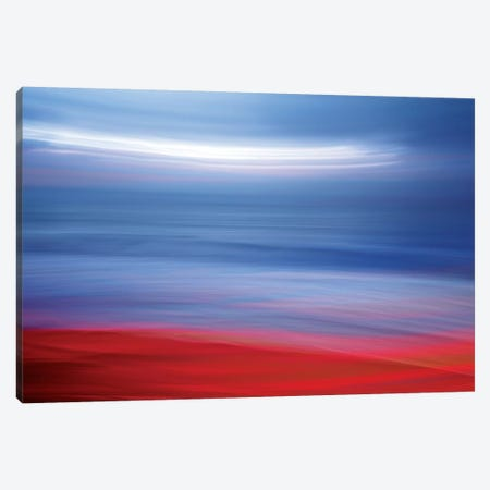 Red Sea Canvas Print #MAO177} by Marco Carmassi Canvas Artwork