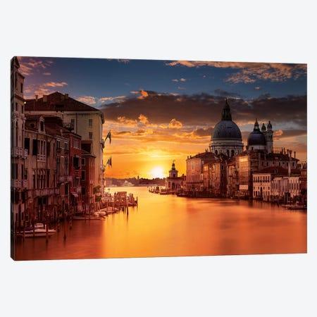 Venice Canvas Print #MAO199} by Marco Carmassi Canvas Art Print