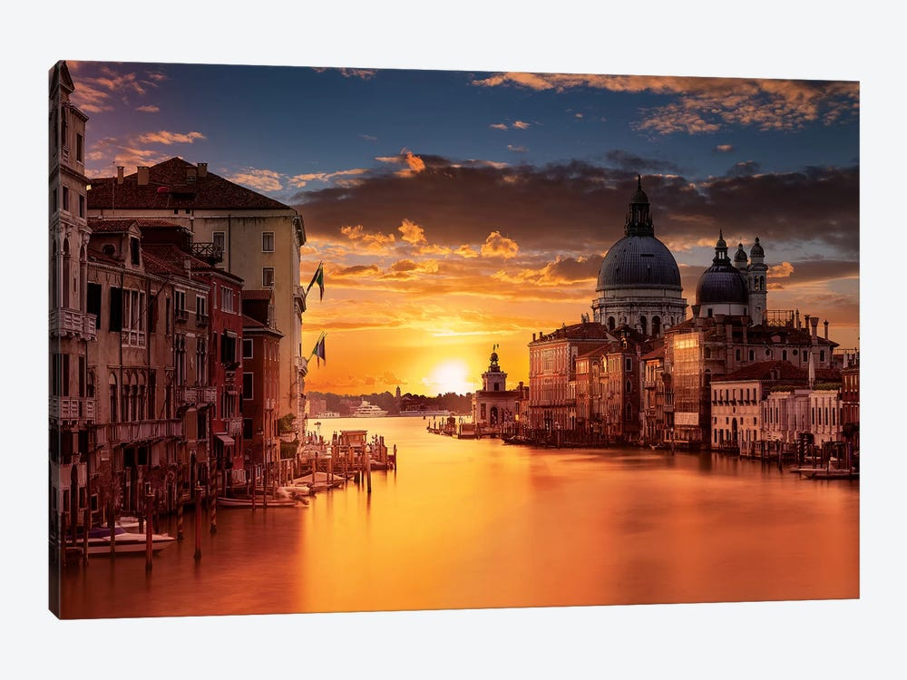 Venice by Marco Carmassi 1-piece Canvas Artwork