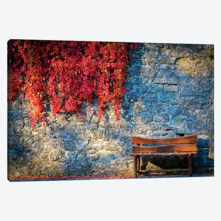 Waiting For You Canvas Print #MAO202} by Marco Carmassi Art Print