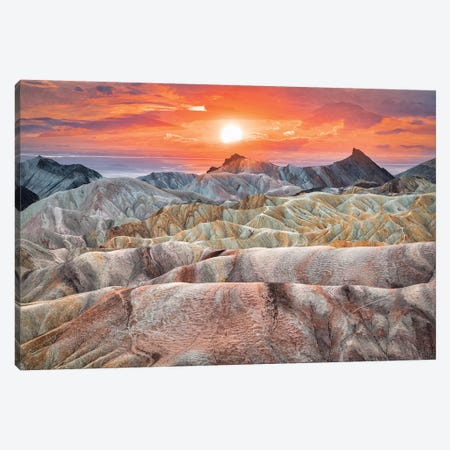 Zabriskie Canvas Print #MAO204} by Marco Carmassi Canvas Art