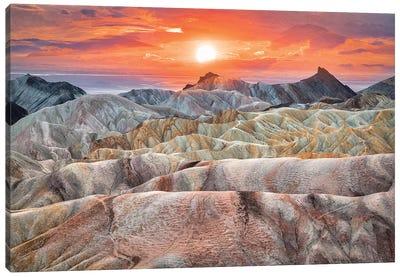 Zabriskie Canvas Art Print