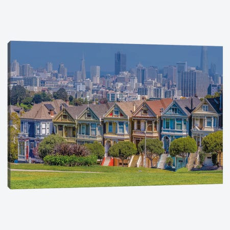Relaxing in San Francisco Canvas Print #MAO212} by Marco Carmassi Canvas Artwork