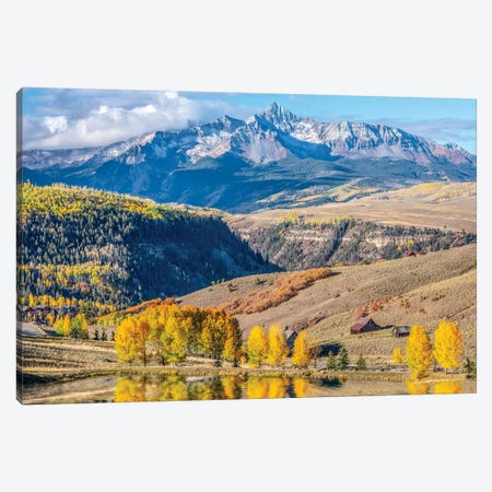 Autumn Colors Canvas Print #MAO224} by Marco Carmassi Canvas Wall Art